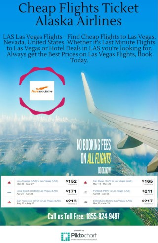 Alaska Airlines ✈ Ticket Booking