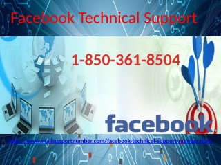 What is the specialty of Facebook Technical Support 1-850-361-8504 team?