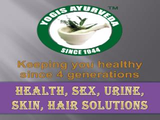 Skin, Sex and Health Specialist in Ludhiana