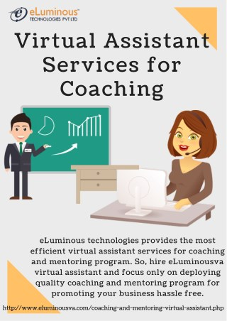 Virtual Assistant Services for Coaching