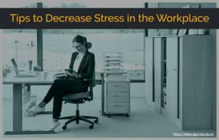 Benefits of Performing Light Exercises at Work Desks
