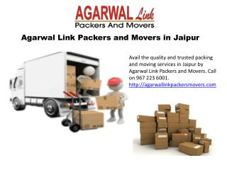 Agarwal Link Packers and Movers in Udaipur