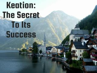 Kreation: The Secret To Its Success