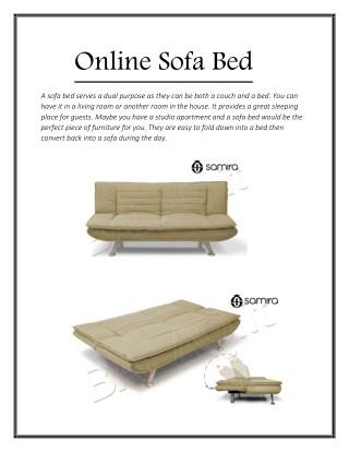 Online Sofa Bed - balao