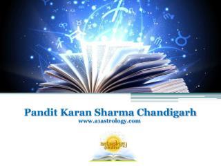 Pandit Karan Sharma Chandigarh - A1astrolger