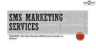 Experience the eminent SMS MARKETING SERVICE in inexpensive budget.