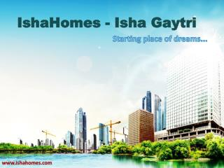 Buy Residential Apartments in Porur with Isha Homes