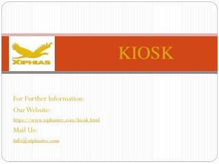 Card Acceptor Kiosk