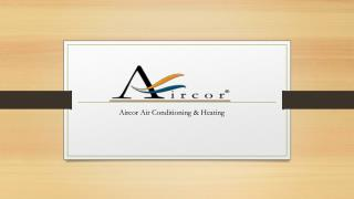Aircor Air Conditioning & Heating Services