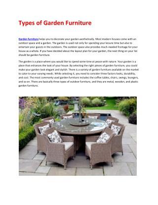 Rattan Wholesale Outdoor Furniture