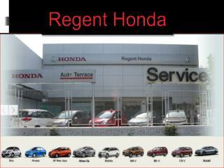 Honda car booking in Thane