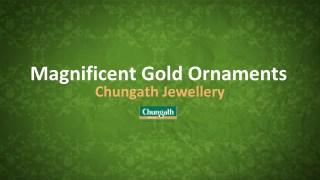 Magnificent Gold Ornaments