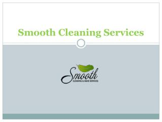 Smooth Cleaning Services & Maids Services in Abu Dhabi   SCS Maids