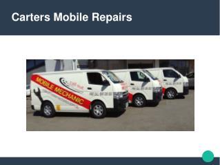 Carters Mobile Repairs