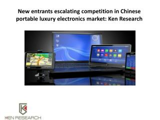 China smart phone market revenue, China portable laptops market research