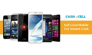 Sell Used Mobile Phone Online - CashurCell