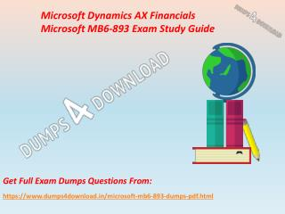 Valid Microsoft MB6-893 Exam Questions - MB6-893 Questions Answers Dumps4Download