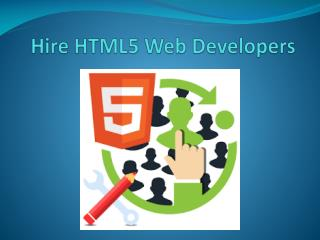 Hire HTML5 Web Developers