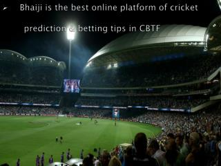 Best Cricket betting tips  | Free Predictions for Natwest Betting Tips