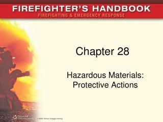 Hazardous Materials: Protective Actions