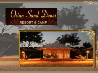 About Osian Sand Dunes