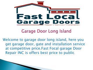 Garage Door Long Island