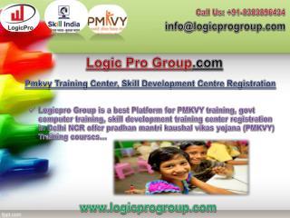 Pmkvy Training Center Registration