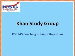 Top 5 Best IAS Coaching In Jaipur