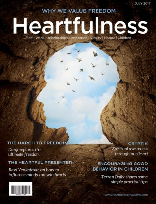 Heartfulness Magazine Vol.2 Issue.7 (July 2017)