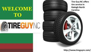 Tire Guy NC