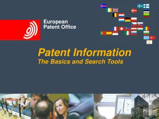 Patent Information The Basics and Search Tools