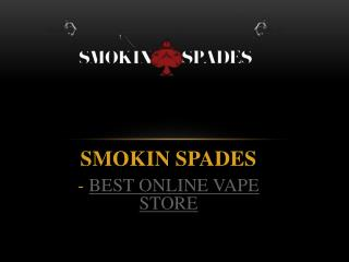 Smokinspades - Best Smoke shop in Miami