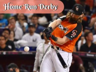 2017 MLB HOME RUN DERBY