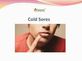 Cold Sores: Symptoms, Causes, Diagnosis and Treatment