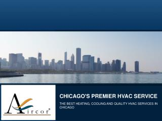 Aircor HVAC Expert Services In Chicago