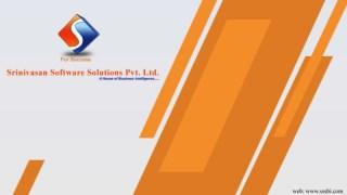 Srinivasan Software Solutions Pvt Ltd.- A key for Success