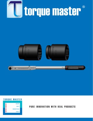 Torque Wrenches & Other Industrial Tools Manufacturer In India
