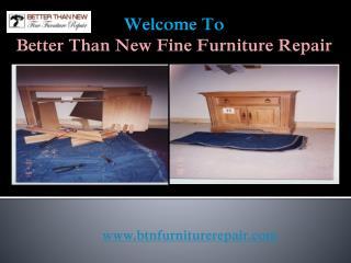 Best Furniture Repair Chandler   Better Than New