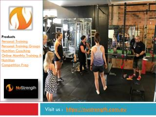 Fitness Centers, Personal Trainer Rochdale