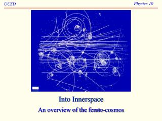 Into Innerspace