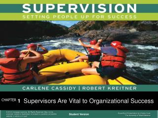 Supervisors Are Vital to Organizational Success