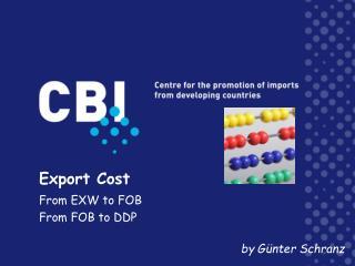 Export Cost
