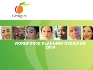 WORKFORCE PLANNING OVERVIEW 2009