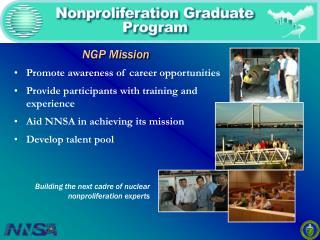 NGP Mission