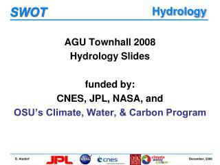 Hydrology
