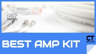 Best Pro Amp Kit For Cars