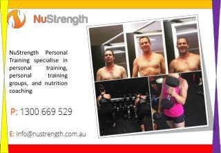Best Personal Trainers Brisbane Queensland