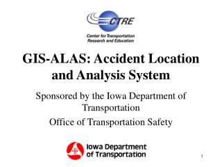 GIS-ALAS: Accident Location and Analysis System
