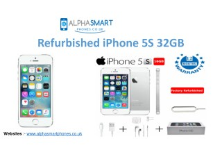 Alpha Smart Phones For Refurbished and Used iPhone