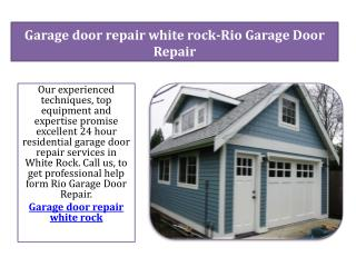 ppt garage door repair garagedoorrepairgreensboronc